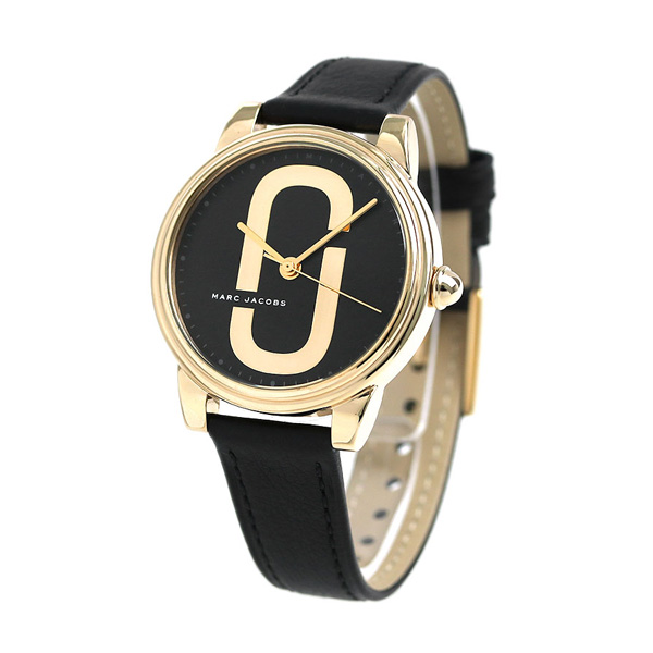 Mark Jacobs clock Lady's collie 36mm MJ1578 MARC JACOBS watch black