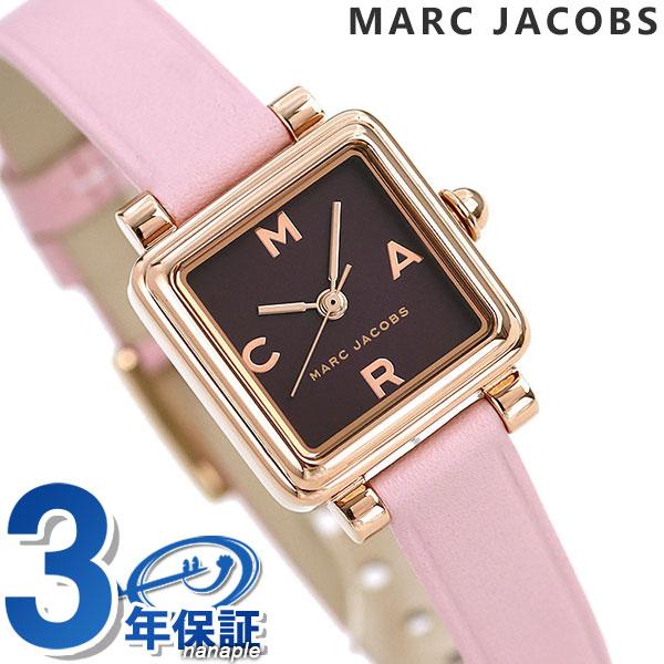 マークジェイコブス 時計 レディース 腕時計 MJ1640 MARC JACOBS ヴィク ワインレッド×ピンク 革ベルト【あす楽対応】