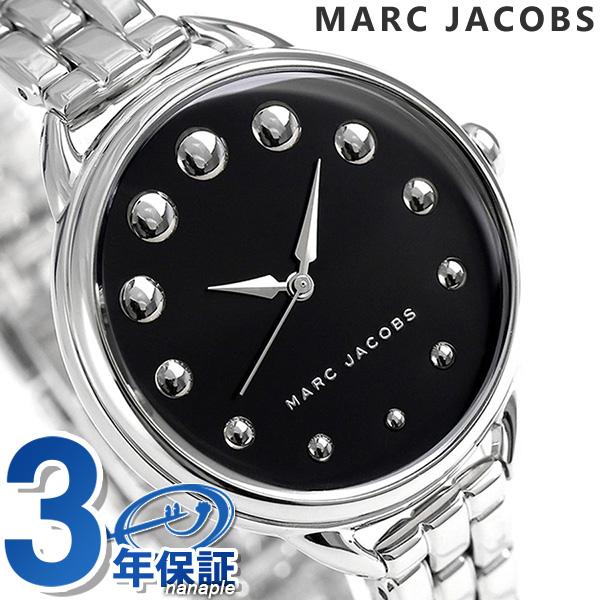 マークジェイコブス 時計 ベティ 36 クオーツ レディース MJ3493 MARC JACOBS 腕時計 ブラック【あす楽対応】