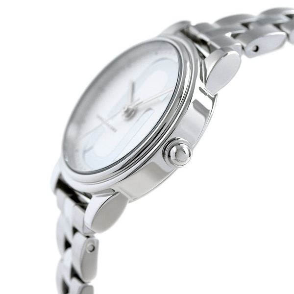 Mark Jacobs clock Lady's collie 28mm MJ3562 MARC JACOBS watch silver