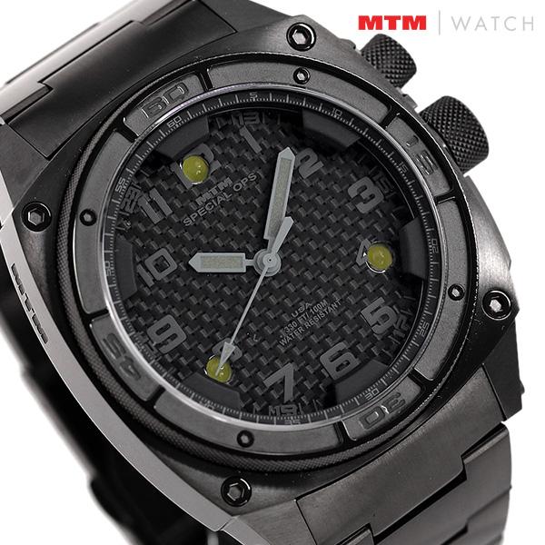 MTM エムティーエム 腕時計 ファルコン チタン メンズ FAL-TBK-BONB-MBTI FALCON 時計