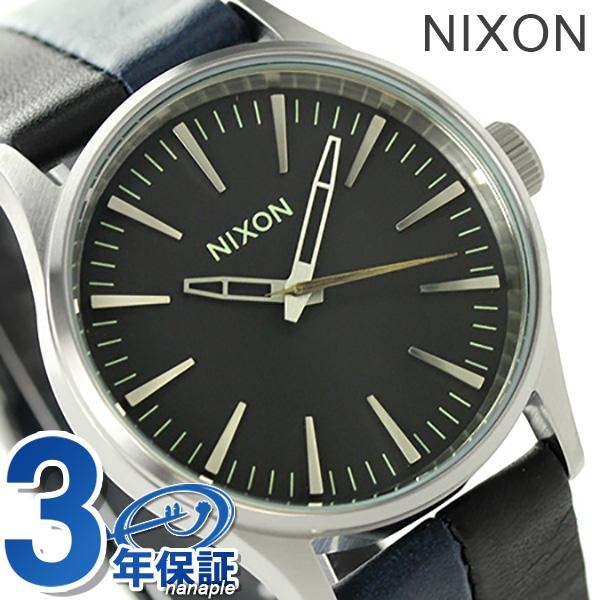 Nixon A3771938 nixon Nixon Sentry 38 watch black / navy / black