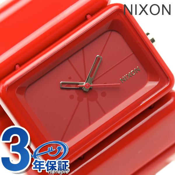 Nixon A726200 nixon Nixon watch THE VEGA Vega RED red
