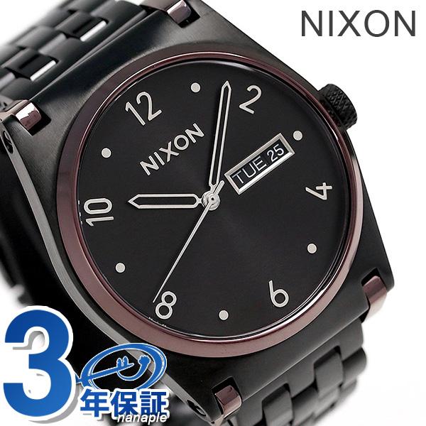 ニクソン 腕時計 レディース nixon A9542231 ジェーン クオーツ ブラック/プラム 時計【あす楽対応】