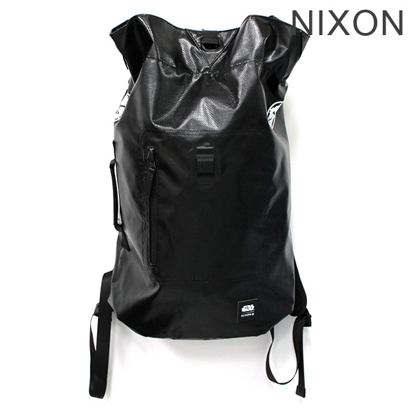 ニクソン NIXON リュック バックパック デイパック 黒 ブラック スターウォーズ【あす楽対応】
