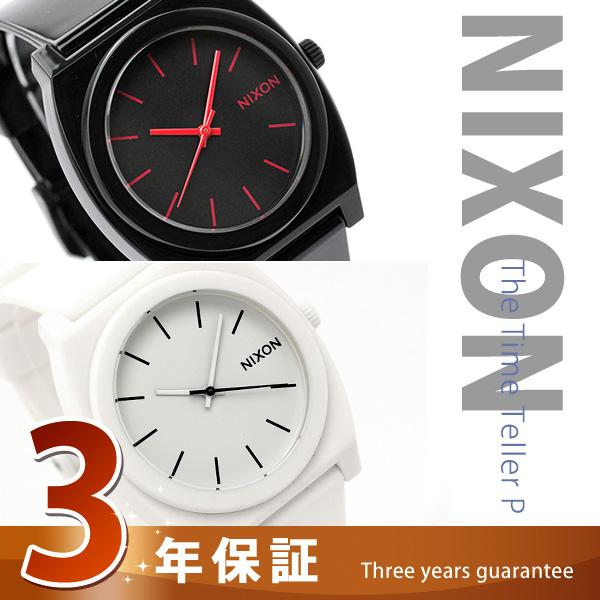 Selectable models such as Nixon nixon Nixon watch thyme Teller P series blight pink