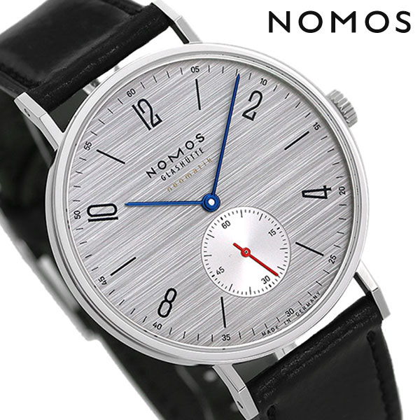 ノモス NOMOS ドイツ製 自動巻き 141 タンジェント ネオマティック 39 シルバーカット メンズ 腕時計 TN130011SC239 時計【あす楽対応】