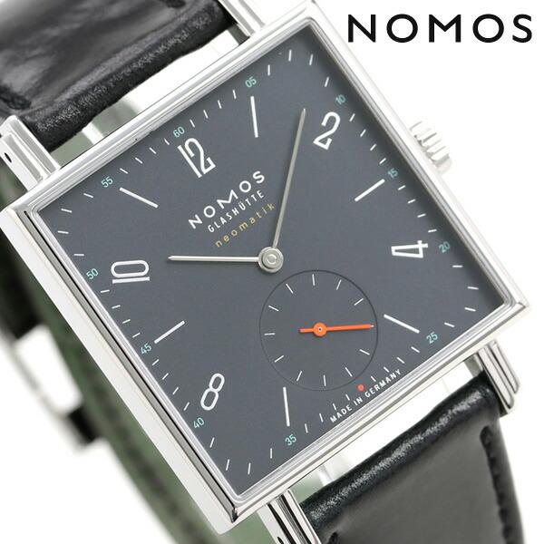 ノモス NOMOS ドイツ製 自動巻き 422 テトラ ネオマテック 39 メンズ 腕時計 TT130011BL2 ミッドナイトブルー 時計【あす楽対応】