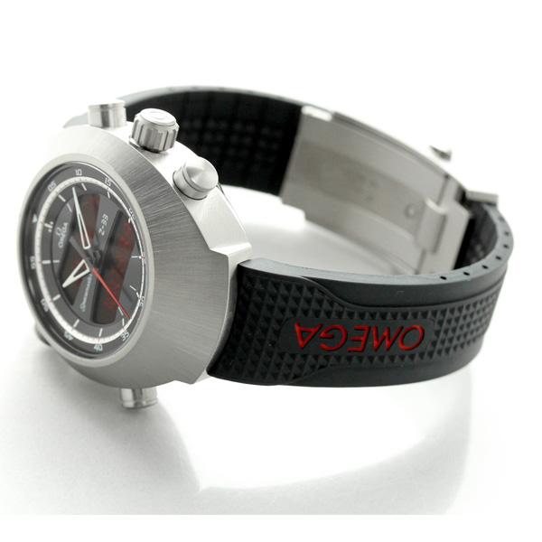 奥米伽速度主人空间主人Z-33人325.92.43.79.01.001 OMEGA手表黑色