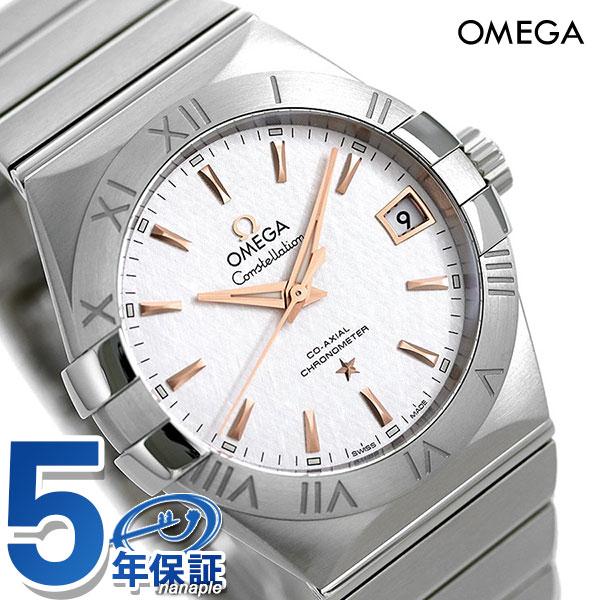 778cc90561 オメガ コンステレーション コーアクシャル 38MM 自動巻き 123.10.38.21.02.002 OMEGA 腕時計 新品 時計