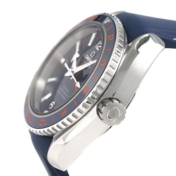 오메가 시마 스타 플라넷 대양 600 M 232.32. 44.22. 03.001 OMEGA 손목시계 블루