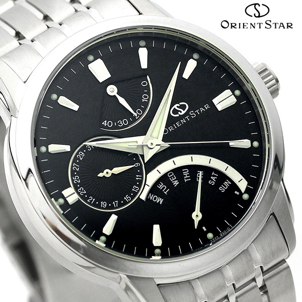 Orient star reimport foreign models made in Japan automatic movement SDE00002B0 Orient Star watch