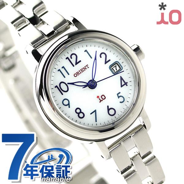 オリエント 腕時計 ORIENT イオ ナチュラル&プレーン iO WI0031WG ソーラー 時計