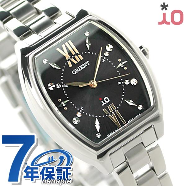 オリエント 腕時計 ORIENT イオ スイートジュエリー iO WI0171SD 電波ソーラー 時計