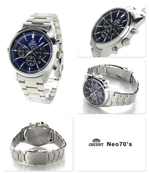 東方ORIENT手錶新七十WV0021TX太陽能計時儀