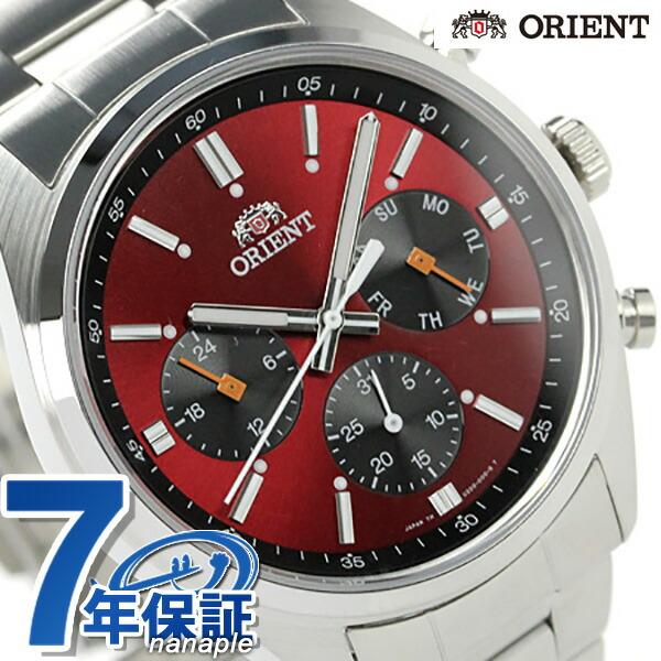 オリエント 腕時計 メンズ ORIENT ネオセブンティーズ パンダ マルチファンクション WV0031UZ 時計