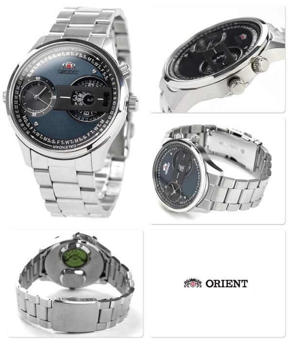 东方ORIENT手表时尚的&智能双重2男子的自动卷WV0031XC