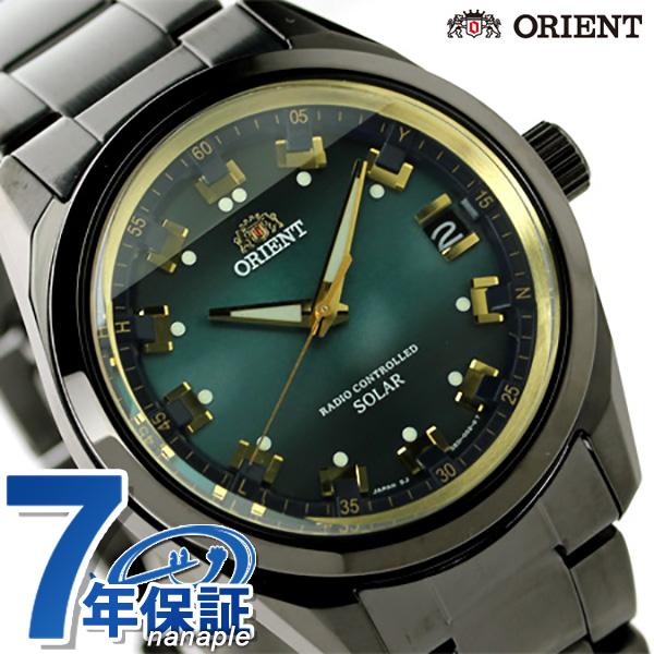 オリエント 腕時計 メンズ ORIENT ネオセブンティーンズ WV0051SE 電波ソーラー 時計【あす楽対応】
