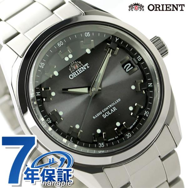 オリエント 腕時計 メンズ ORIENT ネオセブンティーンズ WV0061SE 電波ソーラー 時計