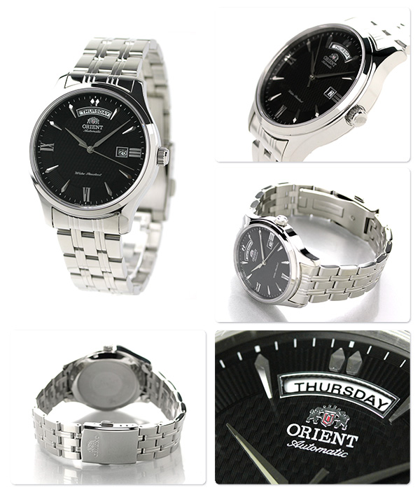 Orient ORIENT watch world stage collection men WV0241EV