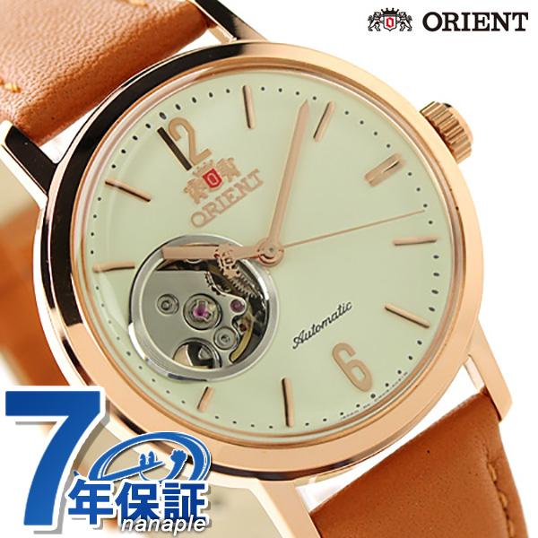 オリエント 腕時計 ORIENT スタイリッシュ&スマート 自動巻き WV0461DB 日本製 時計