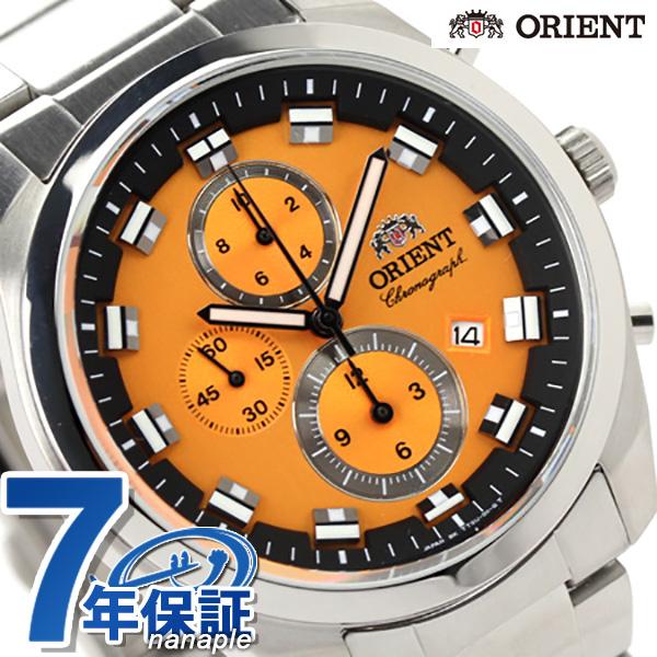 オリエント 腕時計 メンズ ORIENT ネオセブンティーズ ビッグケース WV0511TT 時計【あす楽対応】