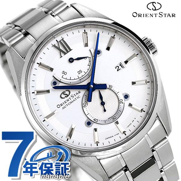 オリエントスター 腕時計 Orient Star コンテンポラリー スモールセコンド 40mm 自動巻き RK-HK0001S メンズ 時計【あす楽対応】