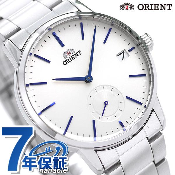 オリエント 腕時計 スモールセコンド 日本製 メンズ 腕時計 RN-SP0002S ORIENT ホワイト【あす楽対応】