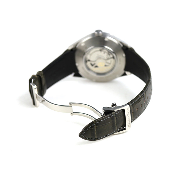 東方明星世界時間自動卷人手錶WZ0091JC Orient Star灰色
