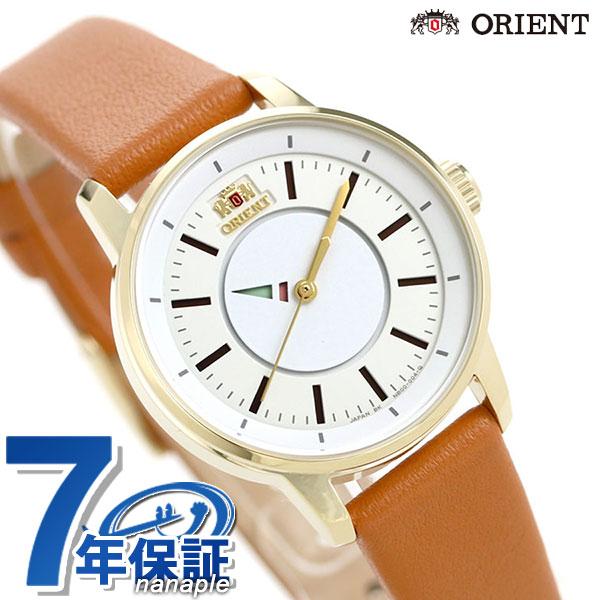 ORIENT オリエント[新品] [7年保証] [送料無料] 【今ならポイント最大29.5倍】 オリエント 腕時計 レディース ORIENT スタイリッシュ&スマート ディスク スモール WV0051NB 時計
