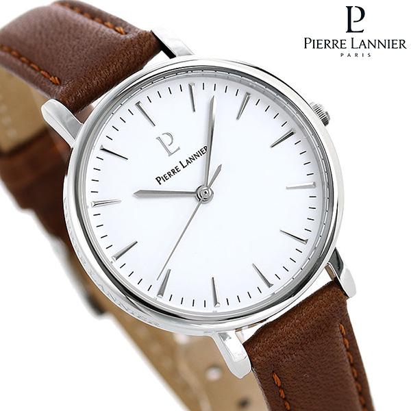 ピエールラニエ シンフォニー コレクション 33mm 時計 フランス製 レディース 腕時計 P089J614 Pierre Lannier【あす楽対応】