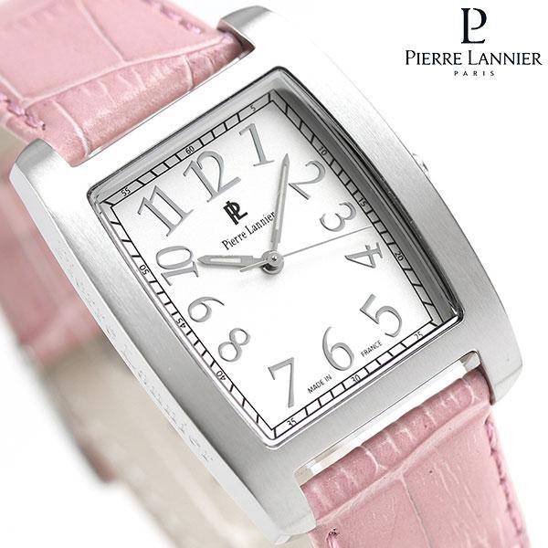 ピエールラニエ シュエット ウォッチ レディース 腕時計 P478A620C20 Pierre Lannier シルバー 時計【あす楽対応】