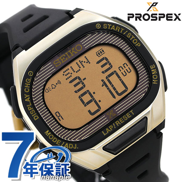 セイコー ランニングウォッチ 東京マラソン 限定モデル SBEF050 SEIKO プロスペックス メンズ 腕時計 ブラック 時計【あす楽対応】