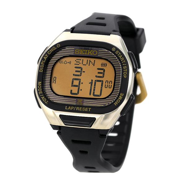 ae046ce54b セイコー ランニングウォッチ 東京マラソン 限定モデル SBEF050 SEIKO プロスペックス メンズ 腕時計 ブラック 時計