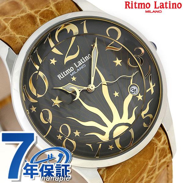 c4c255e9521 リトモラティーノ フィーノ 43mm メンズ 腕時計 F-12SL Ritmo Latino ...