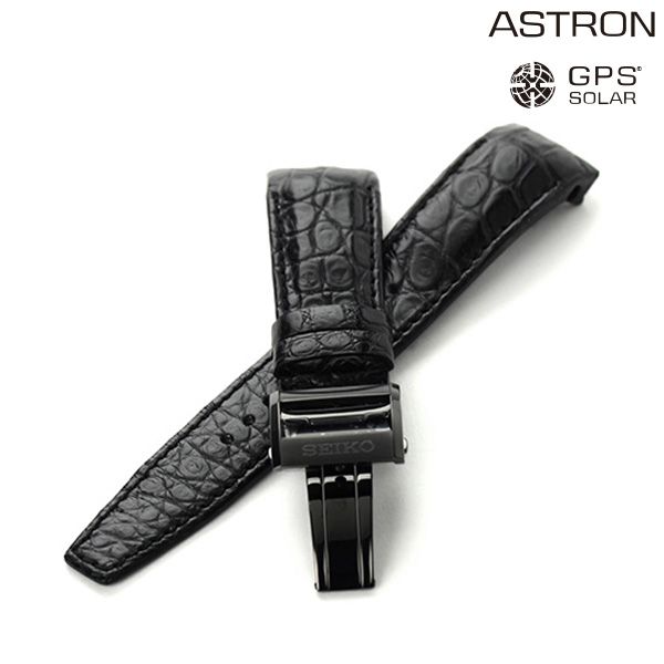 セイコー アストロン 8Xシリーズ 替えベルト 腕時計 R7X06DC SEIKO ASTRON ブラック