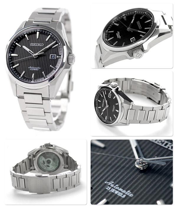 セイコーメカニカルプレザージュメンズ watch black SARX015 SEIKO PRESAGE Mechanical