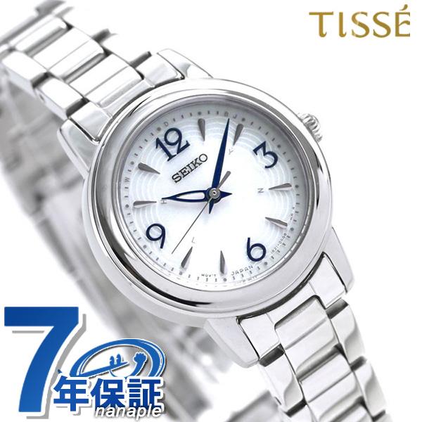 セイコーセレクション 電波ソーラー レディース 腕時計 SWFH015 SEIKO シルバー 時計