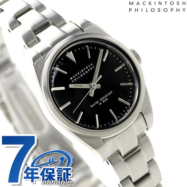 マッキントッシュ フィロソフィー クオーツ 腕時計 FDAT981 MACKINTOSH PHILOSOPHY ブラック 時計【あす楽対応】
