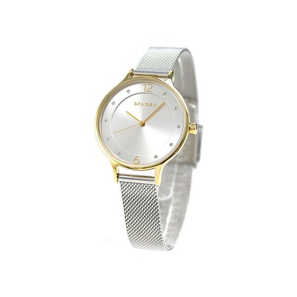 スカーゲン レディース 腕時計 ア二タ 30mm SKW2340 シルバー SKAGEN 時計あす楽対応9IeEYWD2H