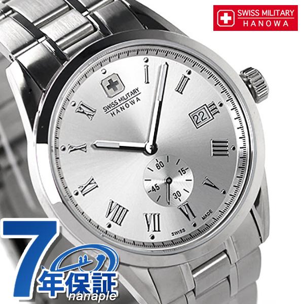 スイスミリタリー SWISS MILITARY メンズ ローマン スモールセコンド ML-345 腕時計 時計