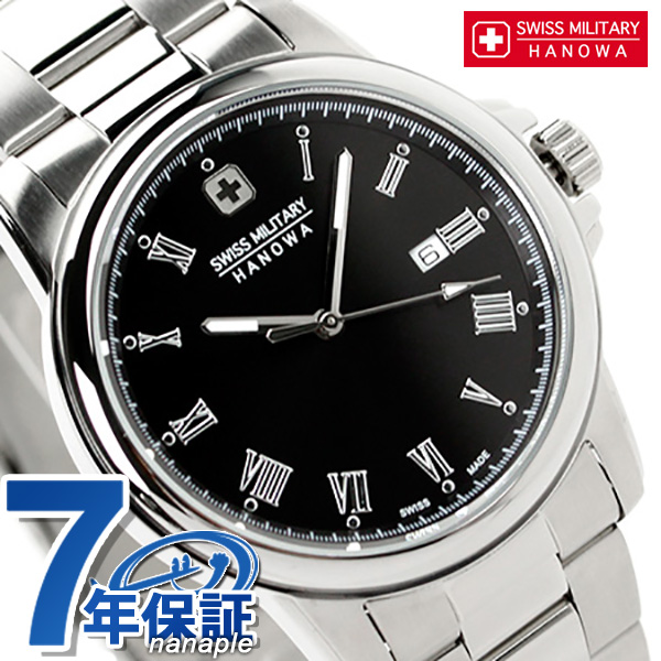 SWISS MILITARY スイスミリタリー ローマン メンズ ML-364 腕時計 時計