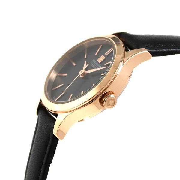 Swiss military Primo quartz Lady's watch ML422 SWISS MILITARY black
