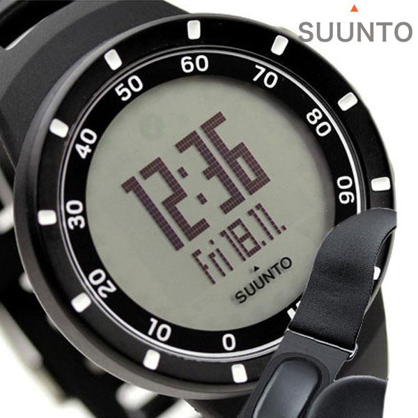 sunto SUUNTO探求黑色手表SS018153000 QUEST