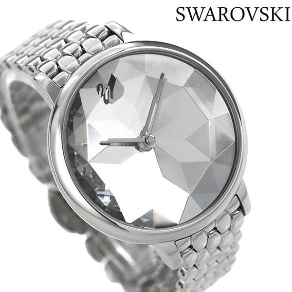 スワロフスキー レディース 腕時計 スイス製 ジュエリー アクセサリー 5416017 SWAROVSKI クリスタルレイク 時計
