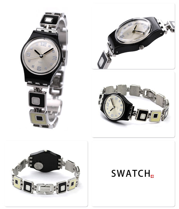 Standard lady's LB160G made in Swatch SWATCH watch Switzerland