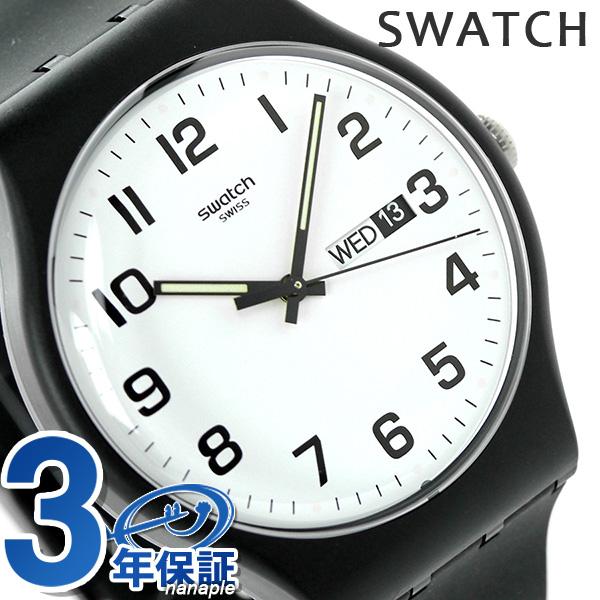 スウォッチ SWATCH 腕時計 スイス製 オリジナル ニュージェント SUOB705 時計【あす楽対応】