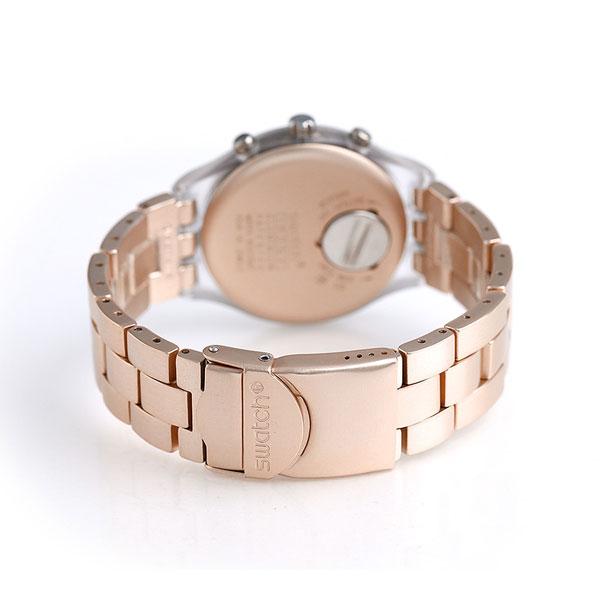 メンズ スウォッチ 43mm 腕時計 【あす楽対応】 時計 SWATCH クロノグラフ SVCK4047AG アイロニー