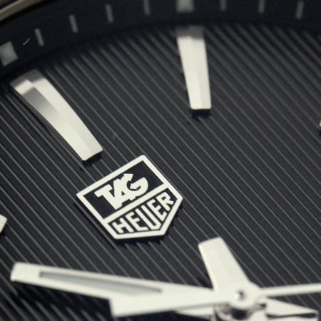 タグホイヤーメンズ watch link quartz 40 MM black TAG Heuer WAT1110.BA0950 is new