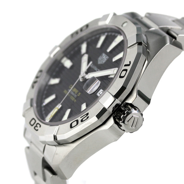 タグホイヤーアクアレーサー 300M self-winding watch watch WAY2010.BA0927 TAG Heuer new article